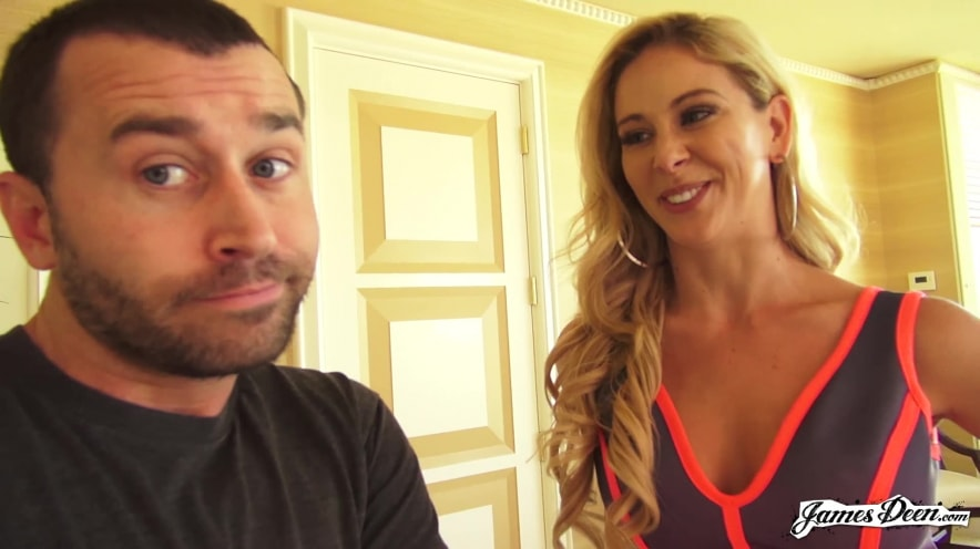 Cherie Deville: Behind The Scenes