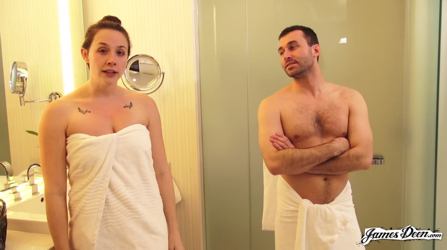 Behind The Scenes With Chanel Preston And James Deen