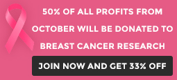 James Deen donates %50 of all profit to Breast Cancer research